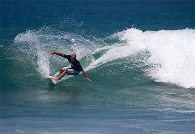 Surf trip by Car