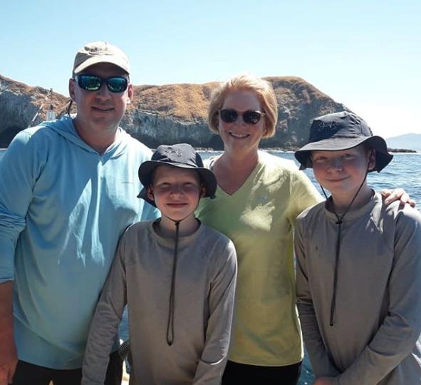 Apr 06 Family Fishing Trip