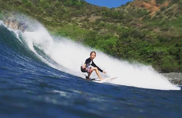 Jun 06  Surf Report